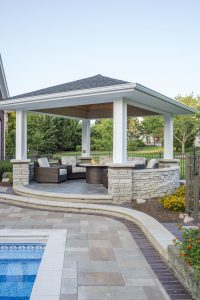 Outdoor Living Trends 2018 - The Cabana